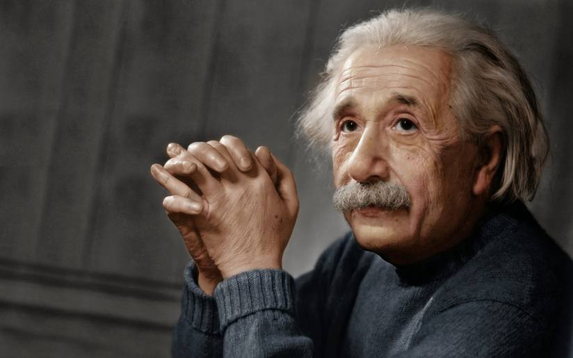 Albert Einstein passed away on April 18, 1955. (Photo: Courtesy)